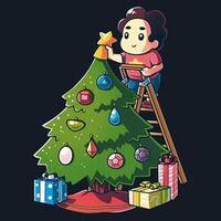 Steven universe christmas