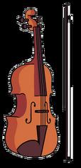 Violin de Connie