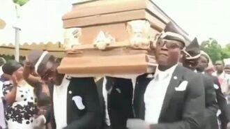 Coffin meme