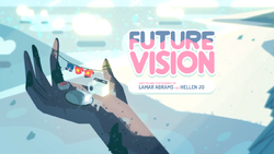 Future Vision Card Tittle