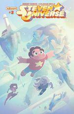 Steven Universe Cover -2