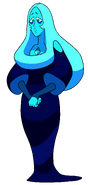 Blue Diamond (Reunited Palette) by RylerGamerDBS