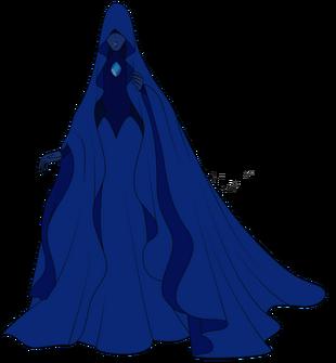 Blue diamond steven universe by ladyheinstein-d9sx7o0s
