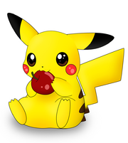 Pikachu free icon by kattling by roxasa123456789-d5ji89k