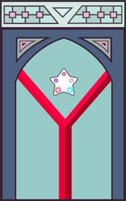 Puerta del Templo (Garnet)