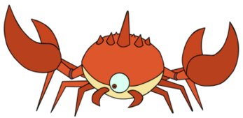 MonsterCrab