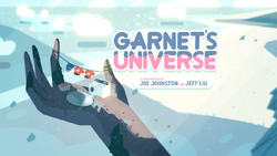 Garnet's Universe Card Tittle HD