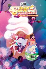 Steven Universe Ultimate Dough-Down