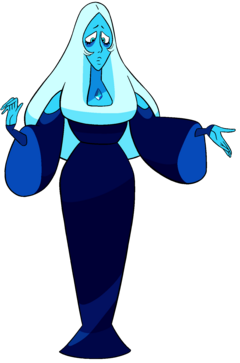 Blue Diamond (Modelsheet) by RylerGamerDBS