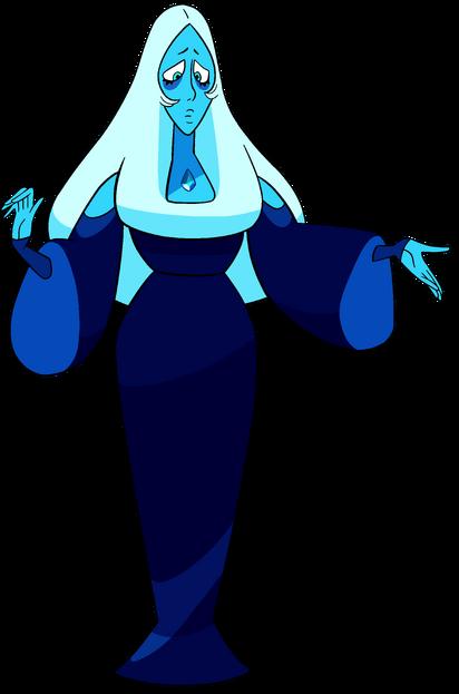 Blue Diamond (Modelsheet) by RylerGamerDBS