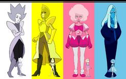 Las diamantes