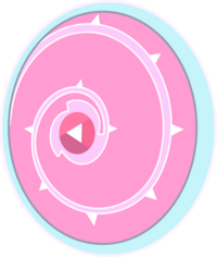 Escudo de Steven Done