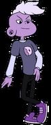 Amethyst transformada en Lars