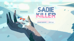 Sadie Killer Tittle Card HD