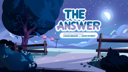 TheAnswerHD Title Cardnew