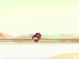 Lion's Desert