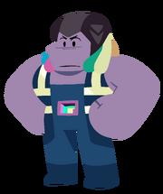 Purple Bismuth by RylerGamerDBS