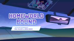 Homeworld Cound Title Card