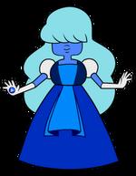 Sapphire - Model Sheet PNG