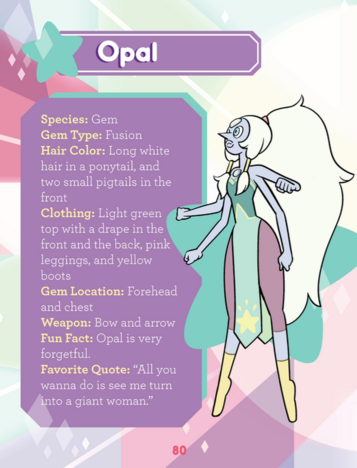 Opal GTTCG Page
