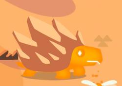 Orange light-Turtle