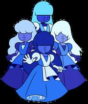 Sapphires Era 3 Ball
