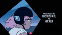 Chica Misteriosa
