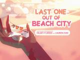 El último en salir de Ciudad Playa