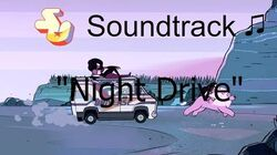 Steven Universe Soundtrack ♫ - Night Drive