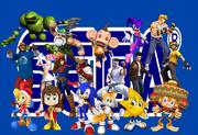 Sega-Characters
