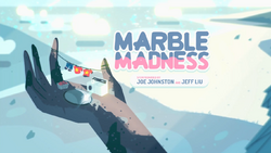 Marble Madness Card Tittle