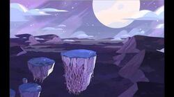 Steven Universe Soundtrack ♫ - Moonlit Battlefield