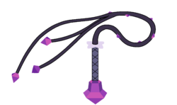 Amethyst's Whip PNG