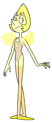 Yellow Pearl (Day Palette) by RylerGamerDBS