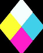 Diamond's Symbol (with Pink)