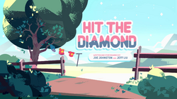 Hit the Diamond Title Card HD