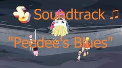 Steven Universe Soundtrack ♫ - Peedee's Blues
