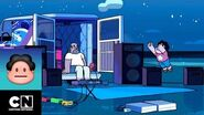 Steven quiere volar Steven Universe Cartoon Network