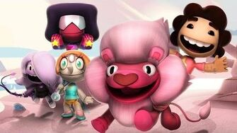 LittleBigPlanet 3 - Steven Universe Costume Pack Showcase - LBP3 PS4