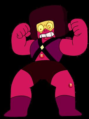 Mega rubi de 5 gemasr
