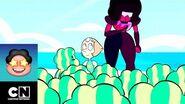 … las Sandías pelean Steven Universe Cartoon Network