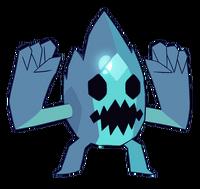 Monstruo de Cristal