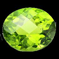 Peridot gema