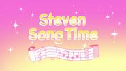 Steven's Song Time (1)