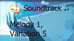 Steven Universe Soundtrack ♫ - Love Like You (Credits Theme) Melody 1, Variation 5