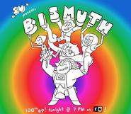Bismuth promo Colin