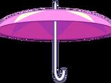 Paraguas de Cuarzo Arcoíris 2.0