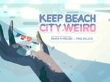 Friki Friki Beach City/Transcripción castellana