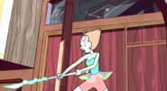 S1 e8 Pearl practing with her spear2