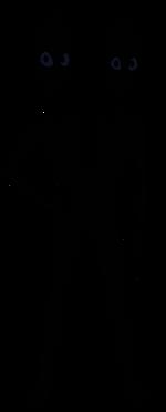 Gemelas Rutilo en la Oscuridad by Galaxy Agate